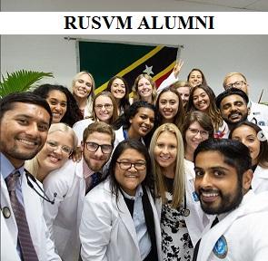 Alumni RUSVM White